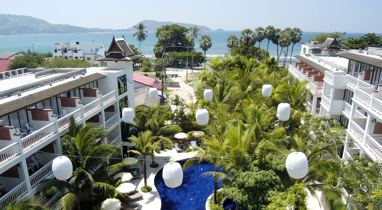 Sunset Beach Resort Phuket Hotel In Patong Beach Phuket